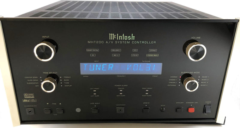 McIntosh MHT200 Home Theater Receiver - Serviced