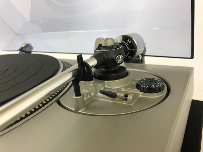 Technics SL-1700 Turntable with New Moonstone Sumiko Cartridge