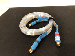 Nordost Blue Heaven Flatline Stereo RCA Audio Cable - 3M
