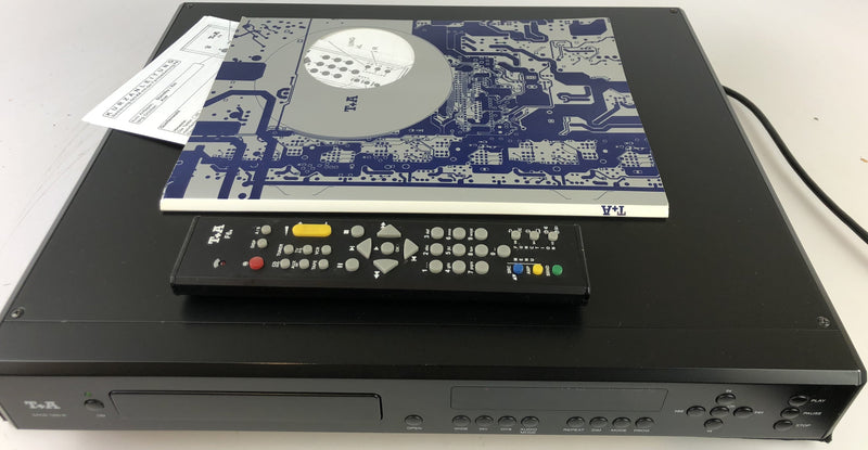 T+A 1250R SACD Player with Remote
