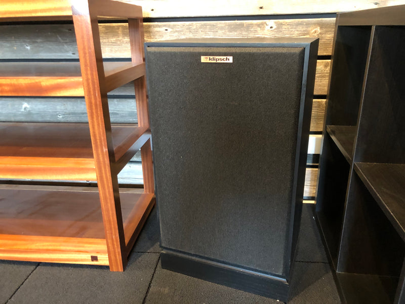Klipsch KG 4 High Efficiency Speakers in Original Boxes