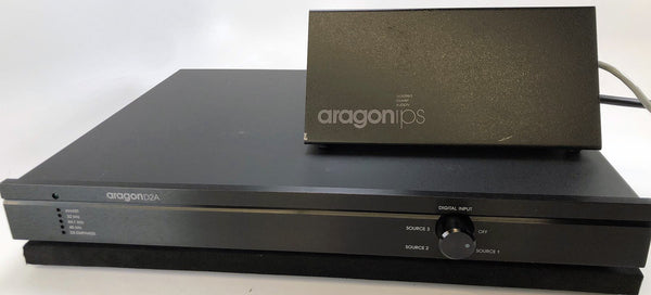 Aragon D2A DAC With External Power Supply (Aragon IPS)