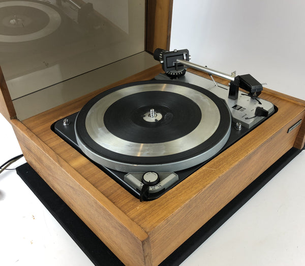 United Audio Dual 1019 Vintage Turntable with New Grado Gold Cartridge