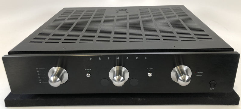Primare I30 Integrated Solid State Amplifier with Remote