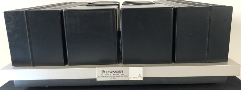 Pioneer M-22 Class A Amplifier - Unique and Classic Piece (2 of 2)