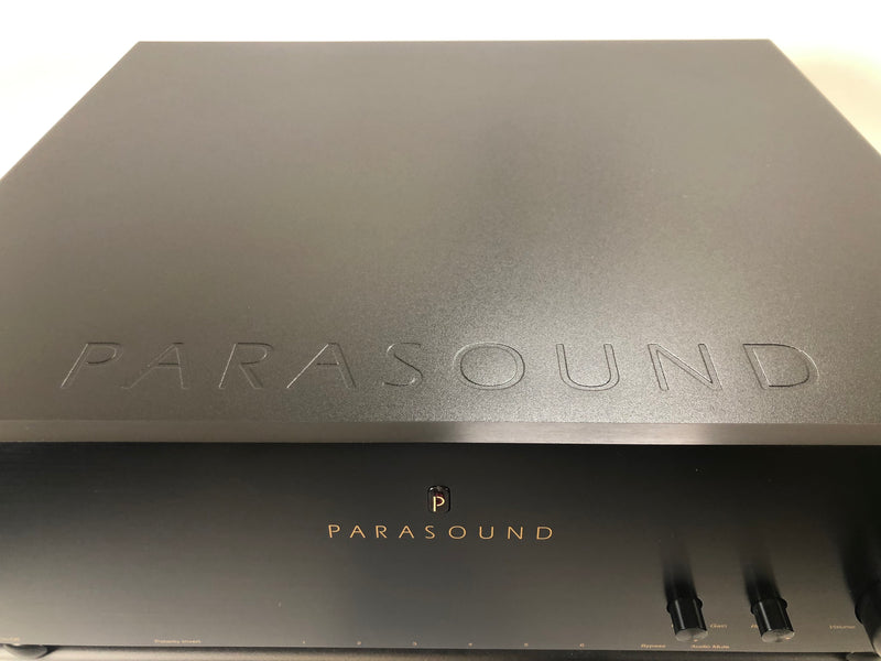 Parasound Halo JC 2 BP Preamp, Complete and Almost New