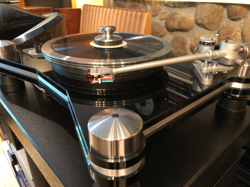 "VPI HR-X Turntable with 12"" Tonearm - Award Winning - Like New"