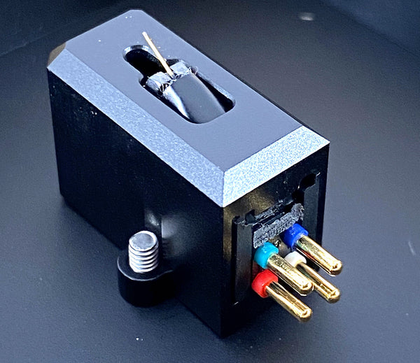 ClearAudio Concept MC (Moving Coil) Cartridge, Light Use