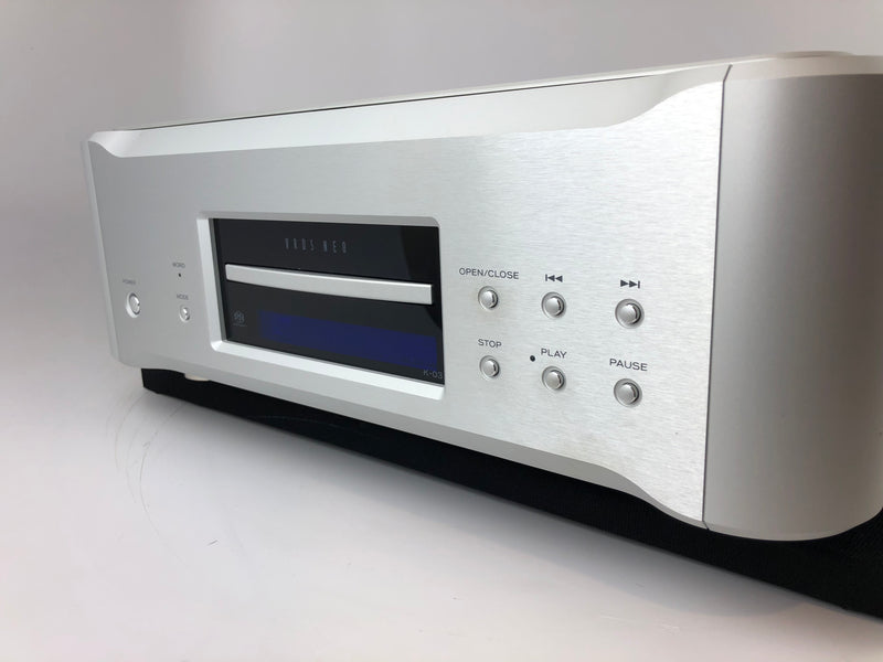 Esoteric K-03 SACD/CD Player with Remote and Manual (A)