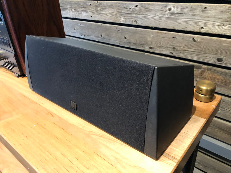KEF Center Channel Speaker Model 100 - Original Box