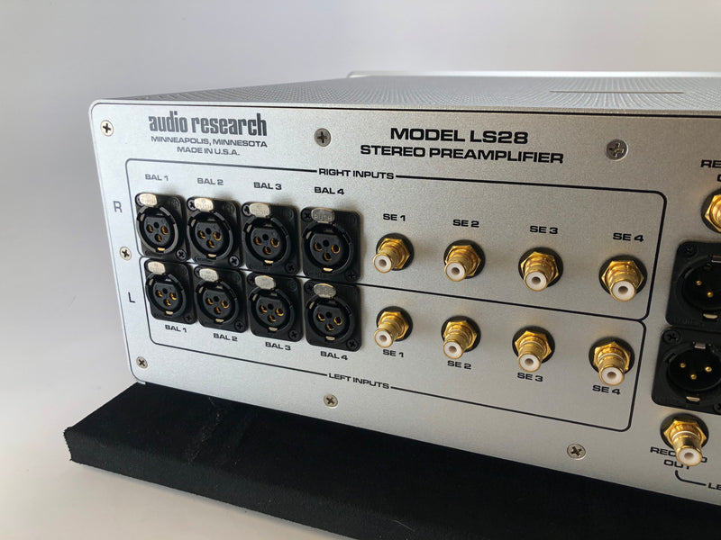 Audio Research LS28 All Tube Preamp - Complete with Warranty
