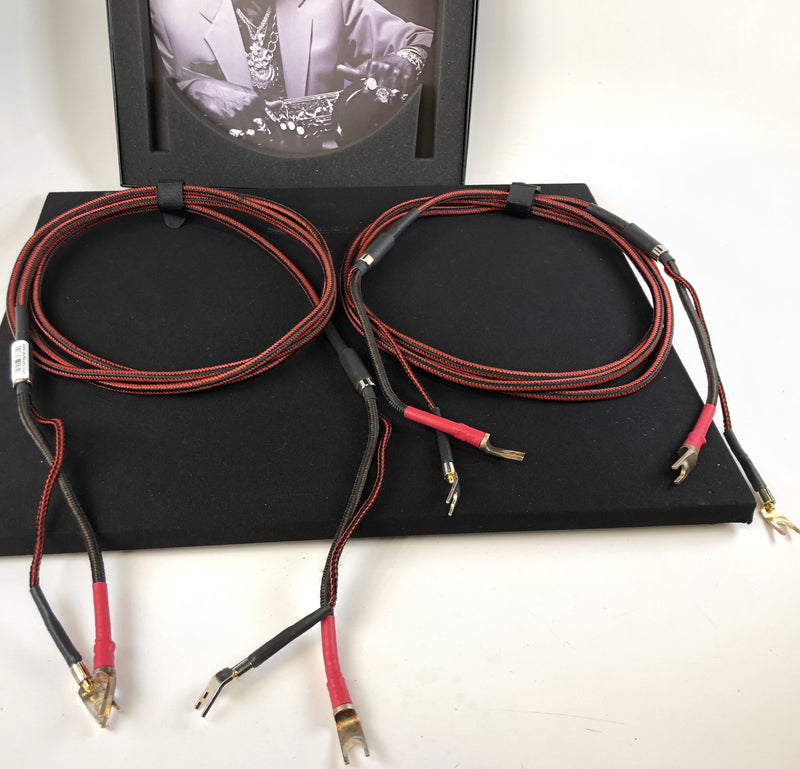 Stereolab Master Reference Series 888 Speaker Cables - 3m - Super Rare