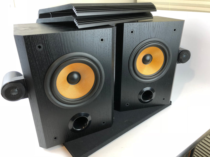 B&W (Bowers & Wilkins) Matrix 805 Vintage Speakers
