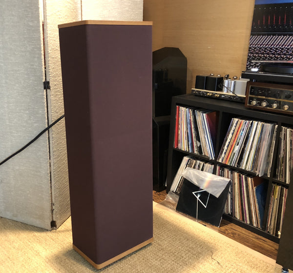 Vandersteen Model 3A Full Range Speakers with Sound Anchor Stands