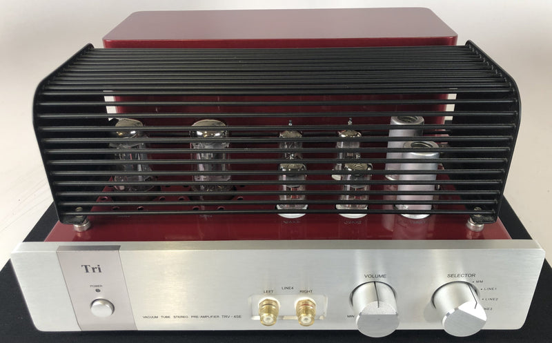 Triode TRV-4SE Tube Stereo Preamplifier with Phono Input