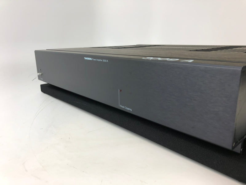 Tandberg TPA-3009a MONO Solid State Amplifier, Class-A, RARE, Made in Norway 120/220V