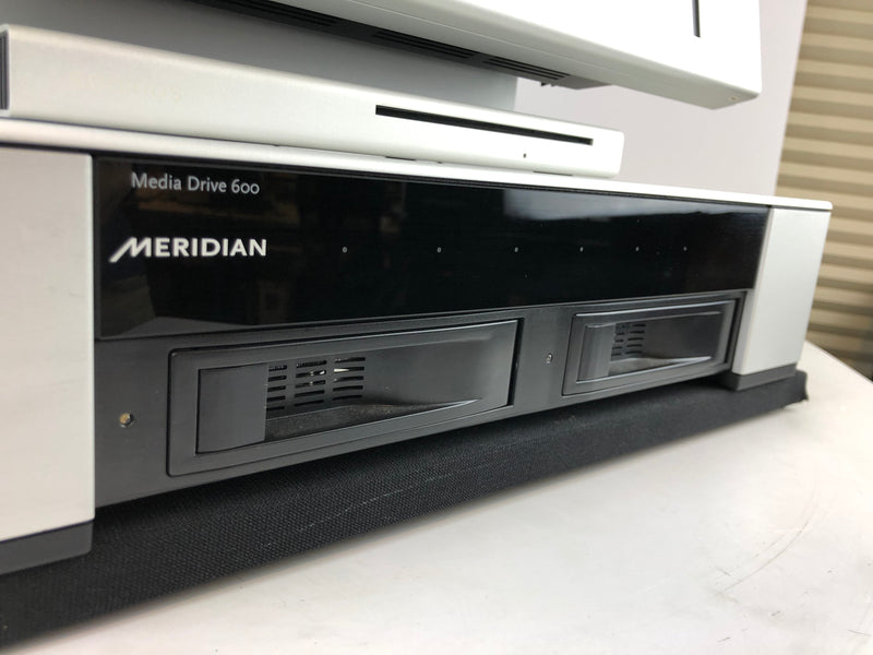 Meridian Sooloos Control 15 Music Server with Meridian Media Drive 600 (2TB Storage)