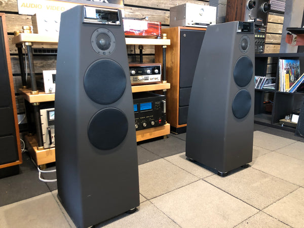 Meridian DSP5200SE - Special Edition - Digital Active Speakers