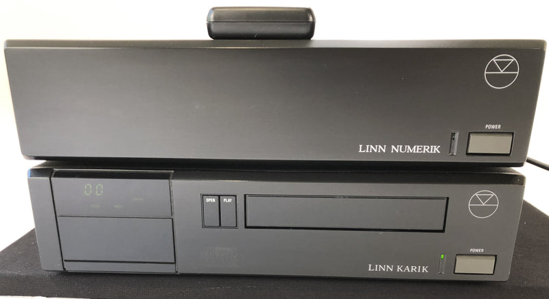 Linn Karik and Numeric CD/DAC Combo, Tested and Perfect