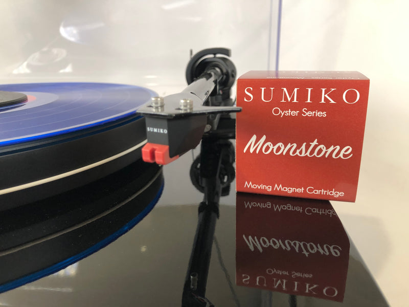 Pro-Ject 2 Xperience Turntable w/New Sumiko Cartridge and Carbon CC9 Tonearm