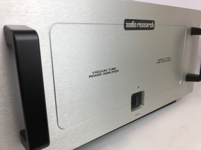 Audio Research VT100 High Definition Tube Amplifier, New Tubes