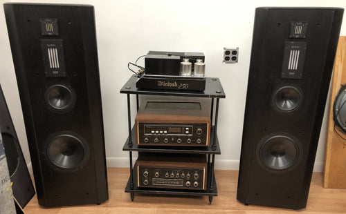 Infinity Renaissance 90 Vintage Speakers with EMIT Drivers