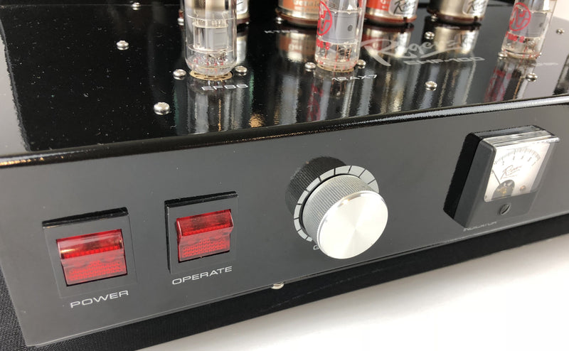 Rogers High Fidelity EHF-100 Integrated Tube Amplifier, Complete, Under Warranty