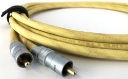 Van den Hul MC D-102 MK2 RCA Cable with Tiffany Connectors - 2M