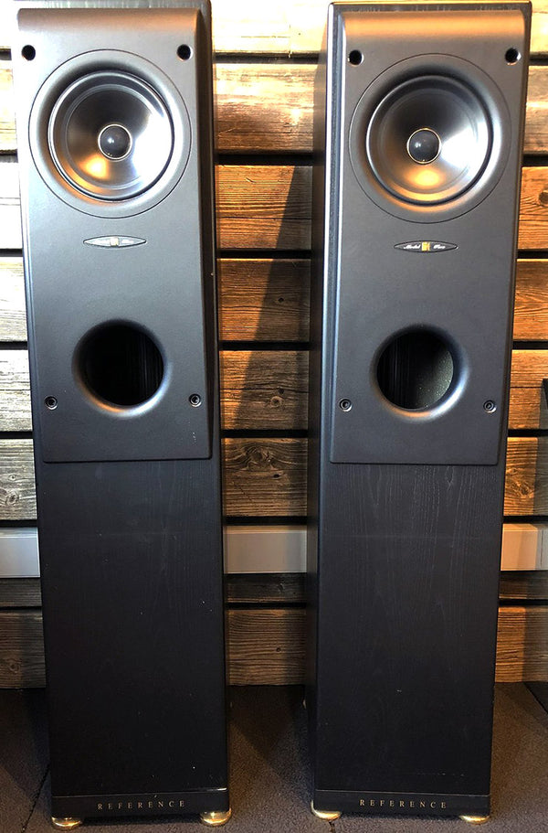 KEF Reference Model Two (2) Speakers in Boxes
