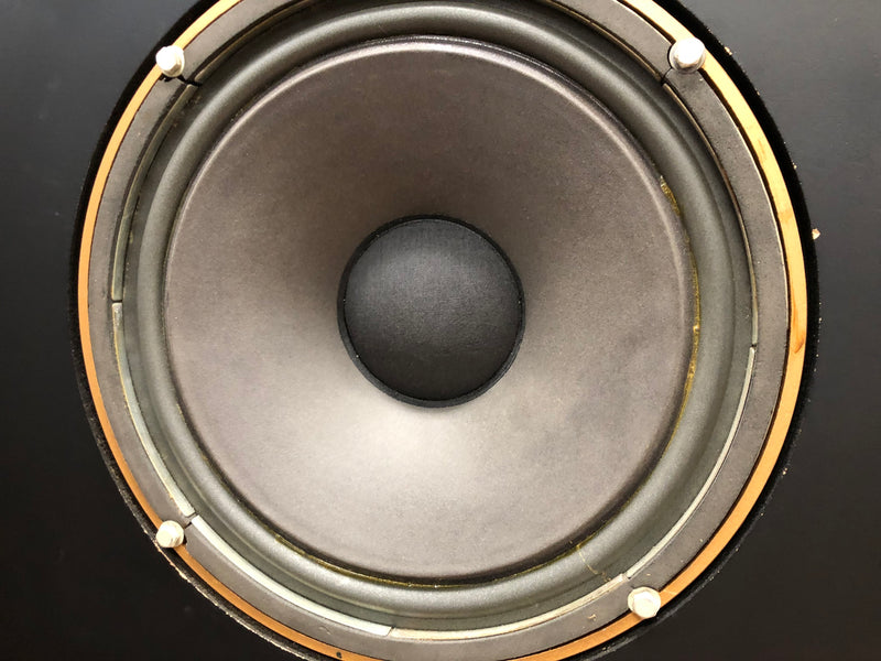 "Tannoy Arden Vintage Speakers with 15"" Coaxial Drivers (B)"