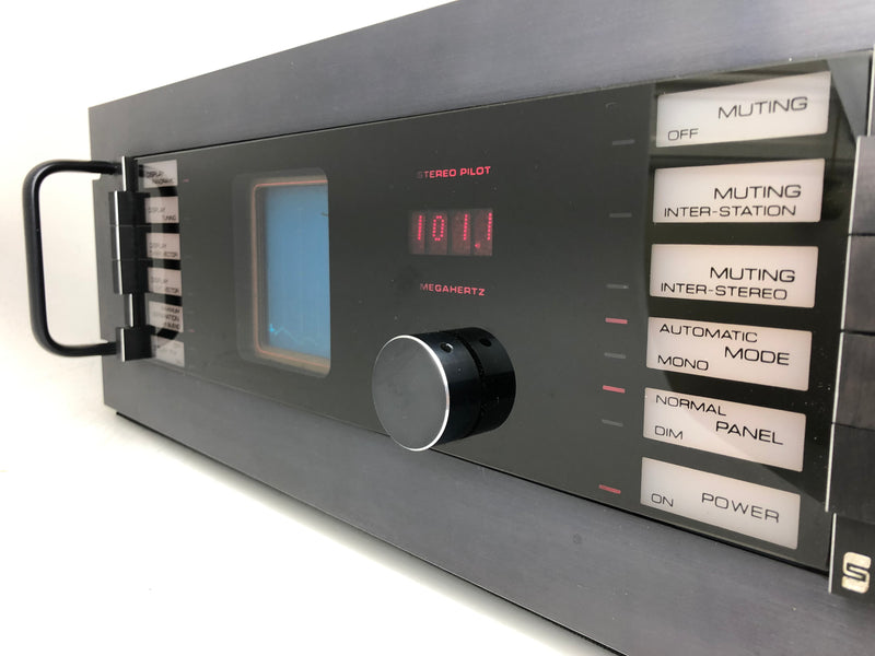 The Sequerra Model No. 1 Broadcast Monitor/Tuner, Top 3 ever made! Complete Your Collection