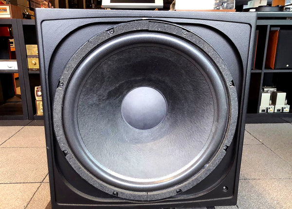 "Triad InRoom PowerSub Subwoofer - Massive 15"" Driver and 300W amp - THX Certified"