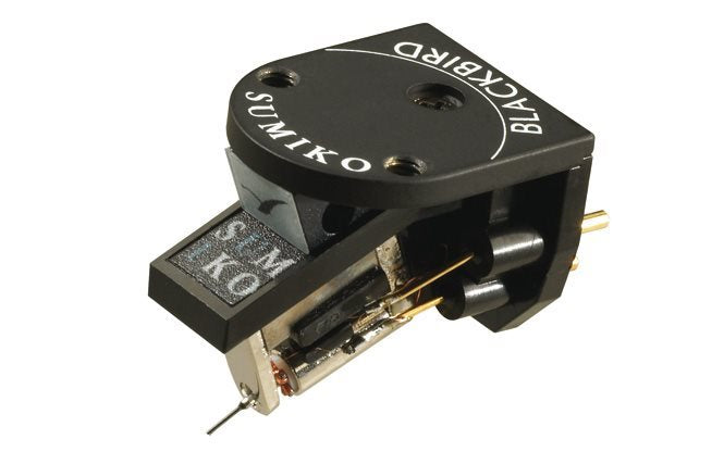 Sumiko Blackbird High-Output MC (Moving-Coil) Cartridge, Brand New