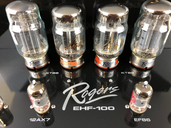 Rogers High Fidelity EHF-100 Integrated Tube Amplifier - Complete - Under Warranty