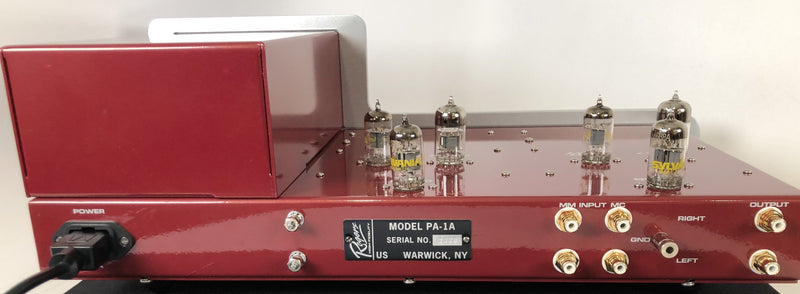 Rogers PA-1A Phono Preamp - Highly Reviewed and Best Phono Pre Under $15k