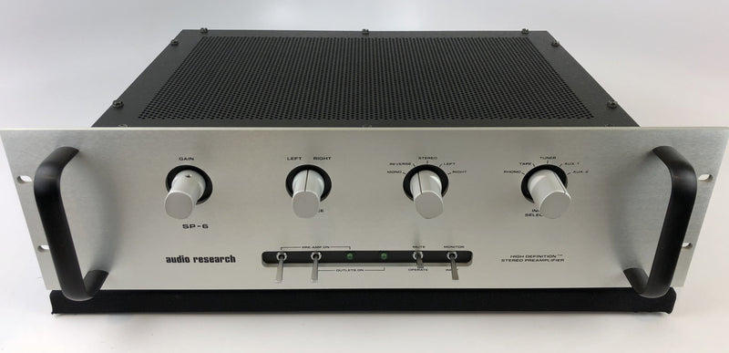 Audio Research SP-6B All Tube Preamp with Phono Stage - With Original Box