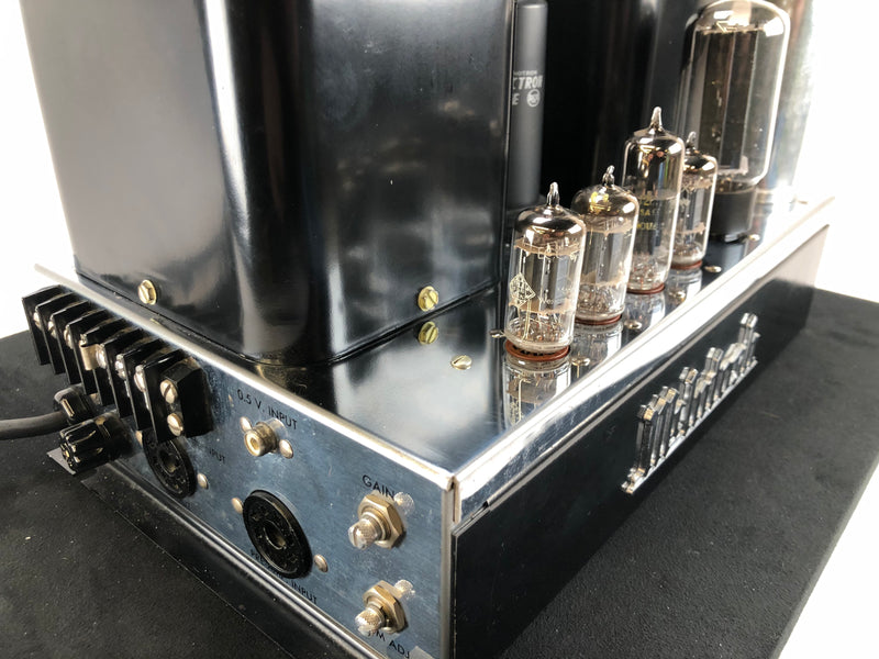 McIntosh MC30 Tube Monoblock Amplifier - Fully Restored