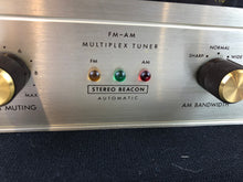 Fisher FM-200 Stereo Tuner. All Tube Classic and Collectible