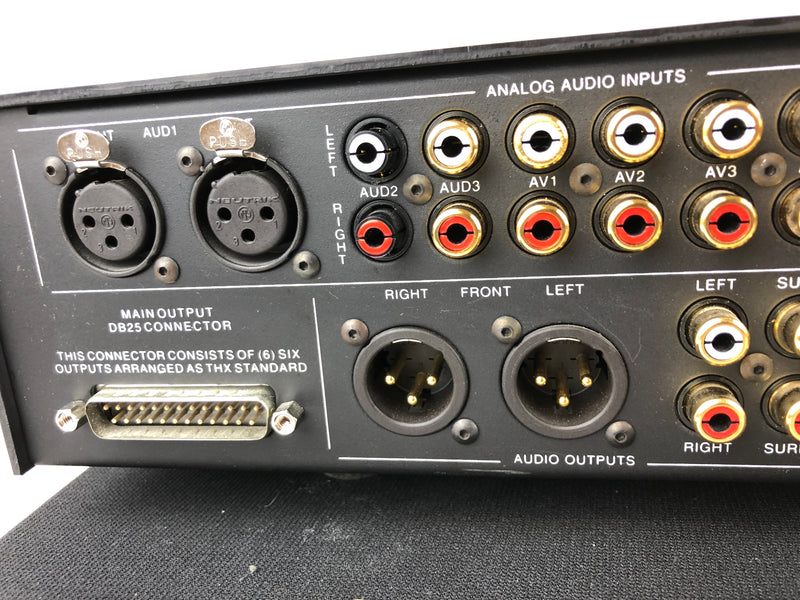Classe SSP-25 Surround Processor - Audio Preamp - With Remote