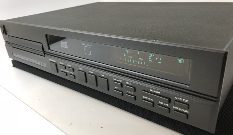 California Audio Labs Icon MKII CD Player - With Remote and Manual
