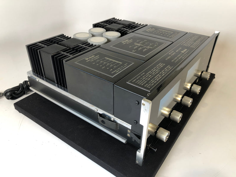 McIntosh Vintage Solid State Amplifier MC-2125