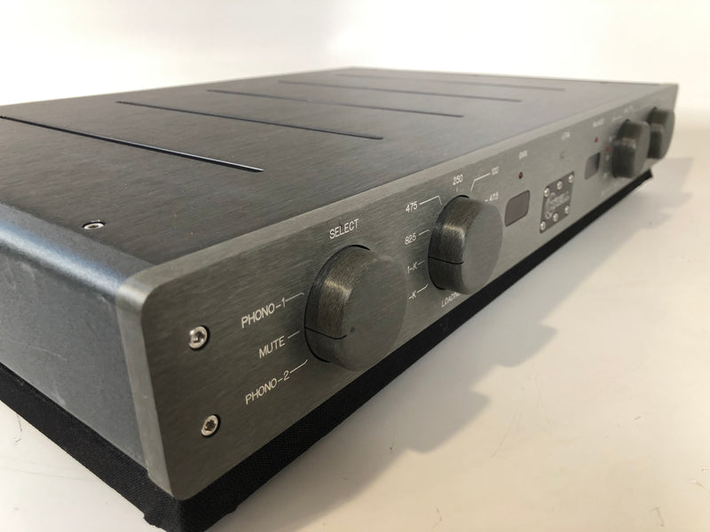 Krell KBL + KPA Preamp/Phono Preamp Combo with Power Supply - Stereophile Class A Duo