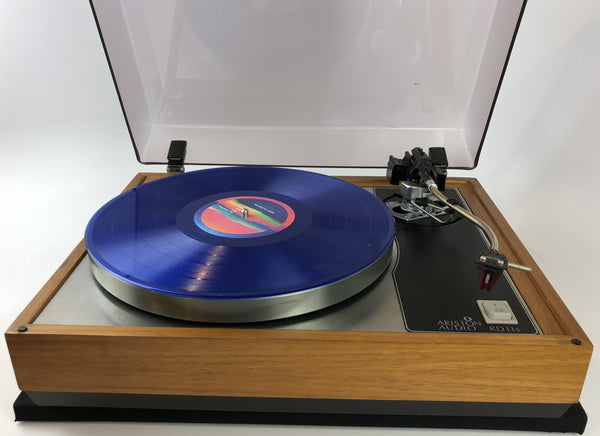 Ariston Audio RD-11S Vintage Turntable, with New Ortofon 2M Red Cartridge and SME Tonearm
