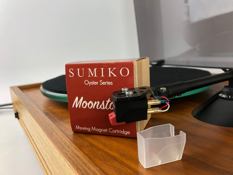 Systemdek IIX Turntable with Linn Tonearm and New Sumiko Cartridge