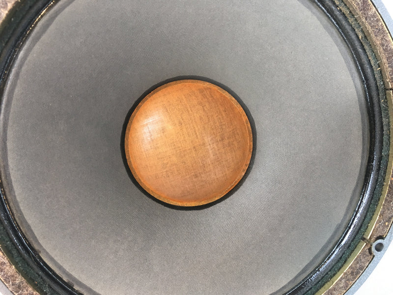 "Tannoy 15"" Red Speaker Drivers with Crossovers, Vintage Holy Grail"