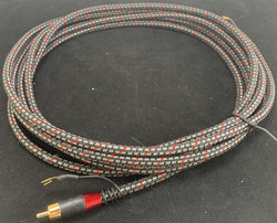 AudioQuest SUB-X Subwoofer Cable - 14'