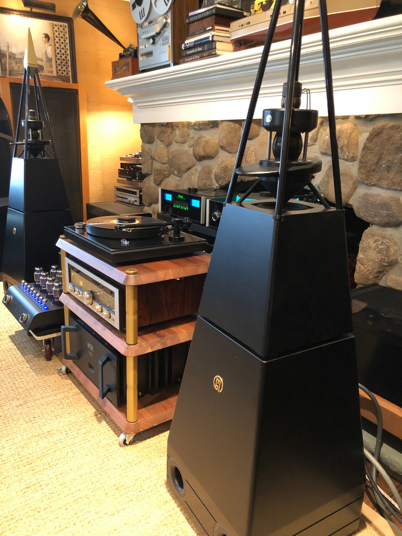 MBL 111a Speakers, Super Unique and Amazing