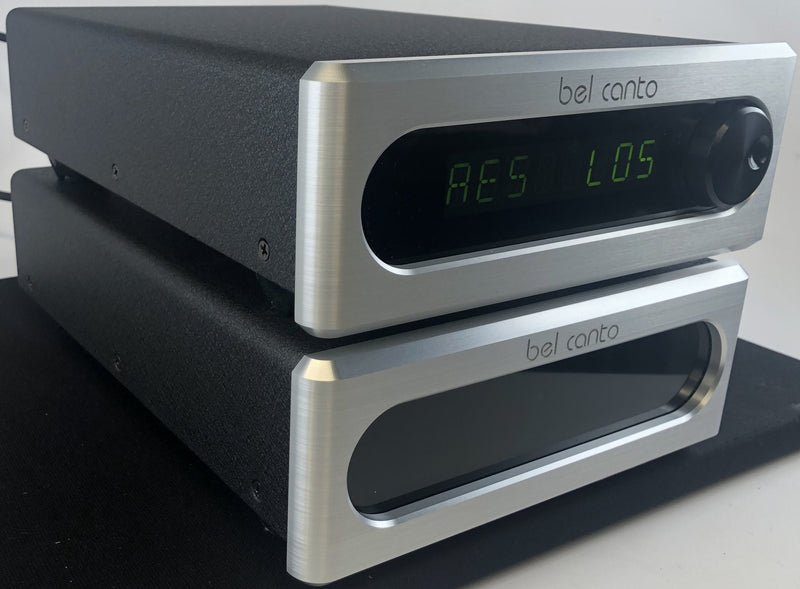 Bel Canto DAC3.5VB and VBS Power Supply, Complete