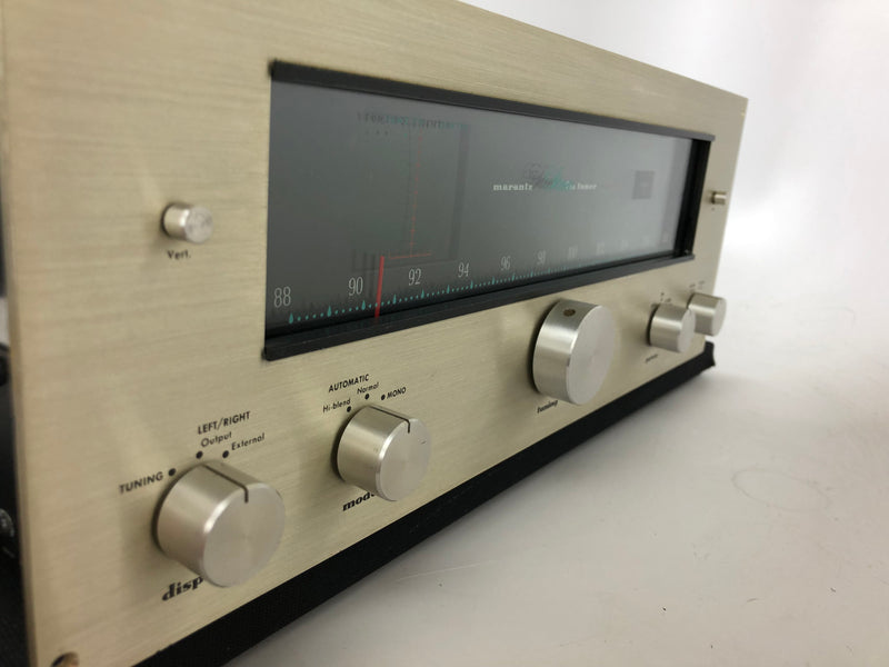 Marantz 10B Vintage Analog Tube Tuner - Top 3 Tuners Ever Made - Highly Collectable - See Video