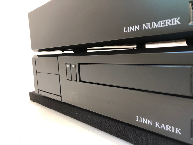 Linn Karik and Numeric CD/DAC Combo - Tested and Perfect